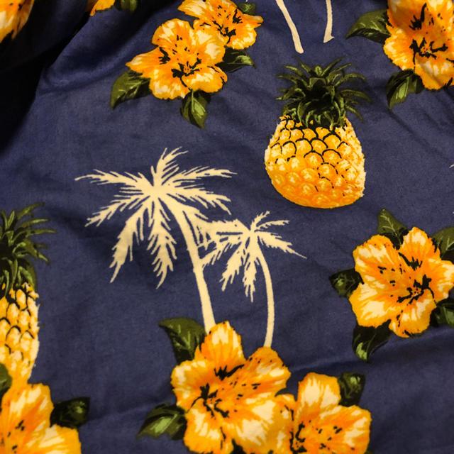 LOWRYS FARM(ローリーズファーム)のLOWRYS FARM❤︎ローリーズファーム体型カバーパイナップル柄スカート レディースのスカート(ミニスカート)の商品写真