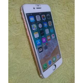 iPhone - iPhone6s 64GB au SIMロック解除済み!