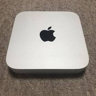 マック(Mac (Apple))の☆美品 Mac mini Late2014☆(デスクトップ型PC)