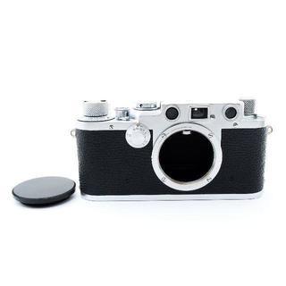 ライカ(LEICA)の★希少良品★ライカ Leica IIIa ボディ(フィルムカメラ)