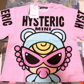 HYSTERIC MINI - 新品 テディ ビックT 90cm ピンク