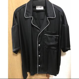 STUDIOUS - 【STUDIOUS】ビッグシルエットパジャマシャツ