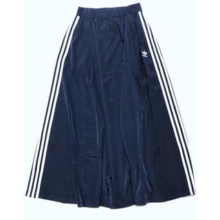 adidas - 美品 アディダス オリジナルス × ユナイテッドアローズ ロング丈スカート M
