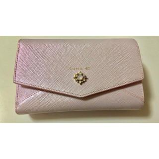 ヨンドシー(4℃)のルリア4°C 三つ折り財布(財布)