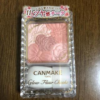 CANMAKE - キャンメイク グロウフルールチークス チャイフルール