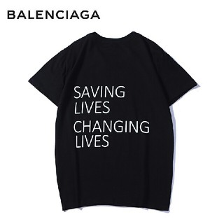 Balenciaga - 半袖 男女兼用 Tシャツ