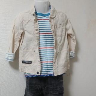 ラグマート子供服110男の子セット