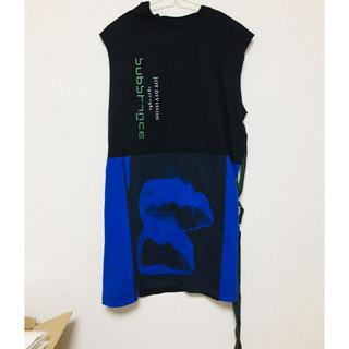 RAF SIMONS - RAF SIMONS メンズ Tシャツ 袖なし xs