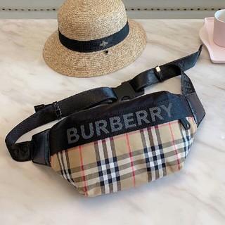 BURBERRY - BURBERRYウエストバッグ