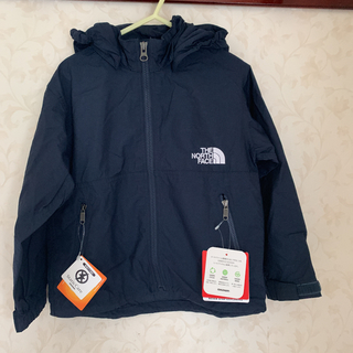 THE NORTH FACE - 新品 ノースフェイス キッズ  コンパクトジャケット110