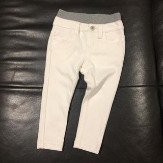 エイチアンドエム(H&M)の白 パンツ(パンツ)
