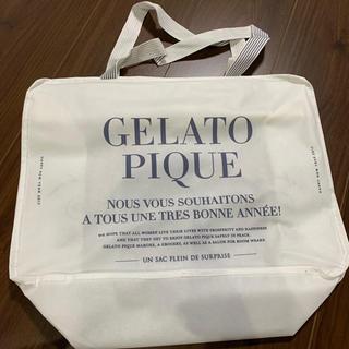 gelato pique - ジェラート ピケ gelato piqué ショップ袋