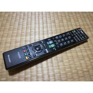 アクオス(AQUOS)のシャープ GA881WJSA アクオス テレビリモコン (テレビ)