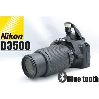 2018年発売モデル♪ Bluetooth搭載♪ 55-200mm望遠レンズ