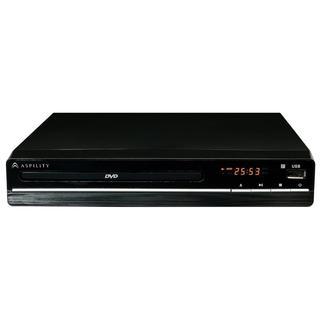DVDプレーヤー 再生専用 エスキュービズム ADV-02