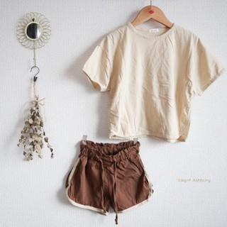 シンプル*セットアップ 韓国子供服