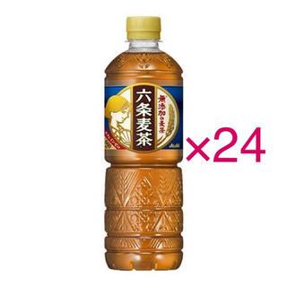 アサヒ(アサヒ)の六条麦茶(660mL*24本入)(茶)