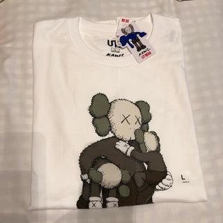 UNIQLO - 新品 ユニクロ カウズ Tシャツ Lサイズ