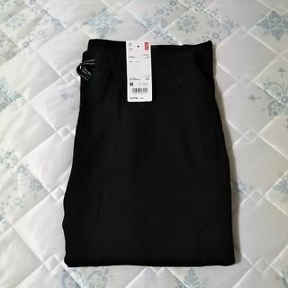 ユニクロ リラコ Mサイズ ブラック