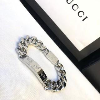 Gucci - グッチ チェーン ブレスレット バングル