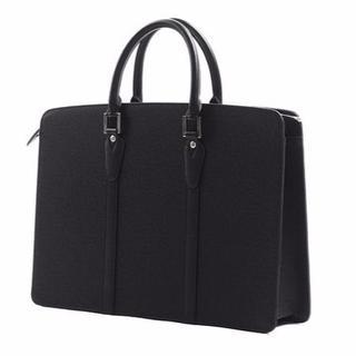 メンズ ビジネスバッグ ブリーフケース かばん 黒