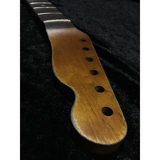 ALLPARTS テレキャス 9.5C レリック加工 ローズウッド ギターネック