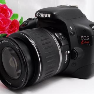 【高画質1800万画素!】Canon EOS KISS X4 レンズキット