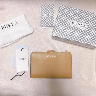 フルラ(Furla)の【かなぶん様】フルラ 折財布  FURLA  PR85 B30 649 イエロー(折り財布)