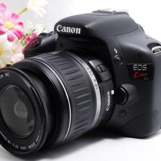 【初心者オススメ!】Canon kiss x4 レンズキット
