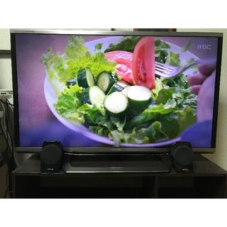SHARP AQUOS 40v型液晶テレビ 地デジ.BS.CS.3D機能
