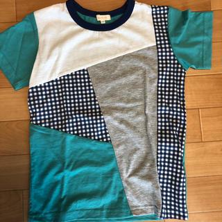 HusHush - 【未使用品、男の子】子供服 130 Hushush Tシャツ 半ズボン