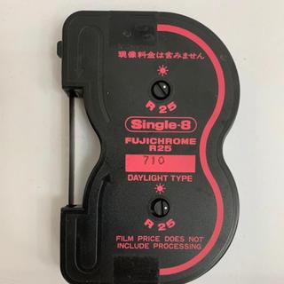 フジフイルム(富士フイルム)のFUJICHROME R25 single-8(フィルムカメラ)