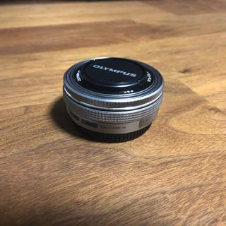 OLYMPUS - 新品・未使用★OLYMPUS 14-42mm EZ ED MSC シルバー ★