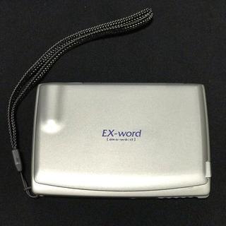 カシオ(CASIO)のCASIO EX-WORD XD-400 電子辞書(電子ブックリーダー)