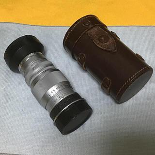 ライカ(LEICA)のライカ エルマー F4/90mm L (スクリュー)マウント です。(フィルムカメラ)