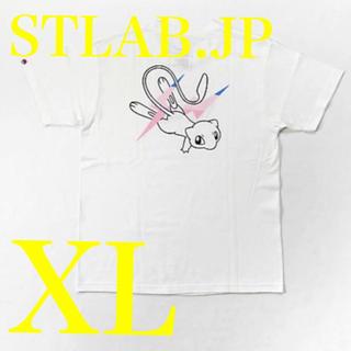 FRAGMENT - XL FRAGMENT& POKEMON P151E TEE ポケモン Tシャツ