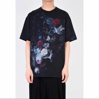 LAD MUSICIAN - lad musician 花柄 tシャツ 19ss