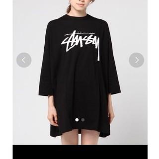 STUSSY - ステューシー Tシャツ ワンピース M ナイキ ニューエラ ROXY RVCA