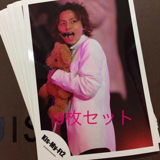 Kis-My-Ft2 - Kis-My-Ft2 藤ヶ谷太輔 公式写真セット
