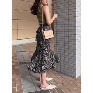 snidel - 今季人気商品 SNIDEL ツイルカッセンマーメイドスカート