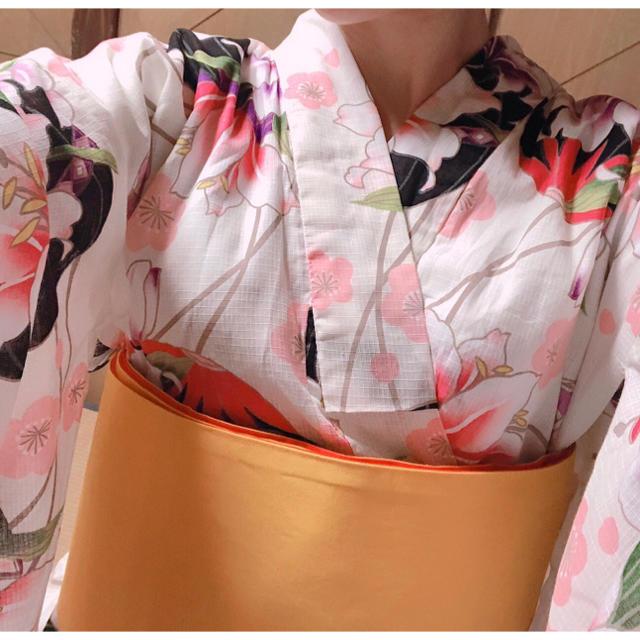 浴衣 レディースの水着/浴衣(浴衣)の商品写真