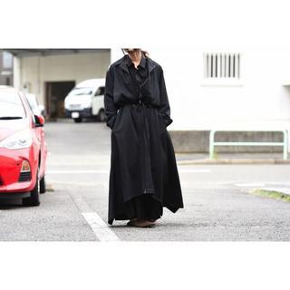 ヨウジヤマモト(Yohji Yamamoto)のyohji yamamoto pour homme 18aw つなぎドレス(サロペット/オーバーオール)