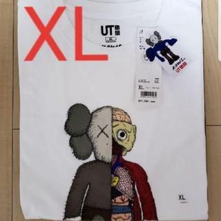 UNIQLO - ユニクロ カウズ コラボTシャツ UNIQLO KAWS