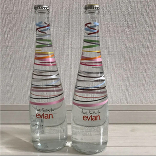 Paul Smith - 【入手困難】エビアン×ポールスミス 限定ボトル