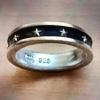 ジャスティンデイビス(Justin Davis)の美品 ジャスティンデイビス リング 17号(リング(指輪))