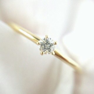 wish upon a star  ダイヤモンド リング festaria (リング(指輪))