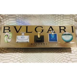 BVLGARI - BVLGARI✨トラベル コレクション ミニチュア 香水 5点セット