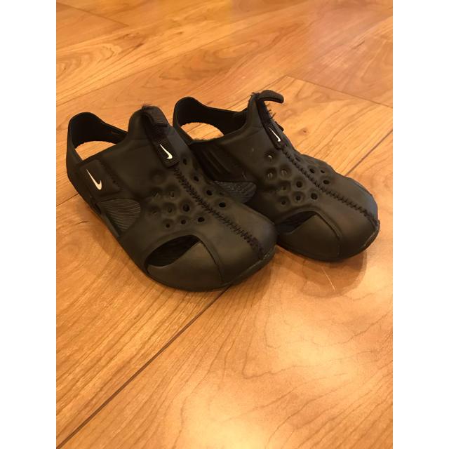 NIKE(ナイキ)のナイキ キッズ サンダル キッズ/ベビー/マタニティのキッズ靴/シューズ (15cm~)(サンダル)の商品写真