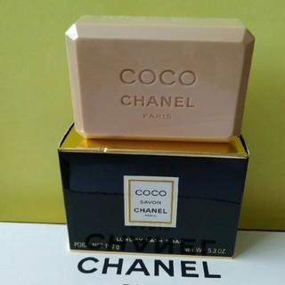 CHANEL - 新品 CHANEL COCO  石鹸 150グラム
