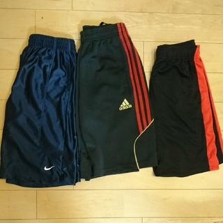 アディダス(adidas)のスポーツ短パンセット(パンツ/スパッツ)